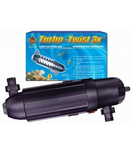 Coralife UV Sterilizer Turbo Twist 3x