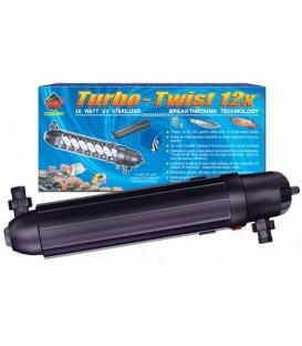 Coralife UV Sterilizer Turbo Twist 12x