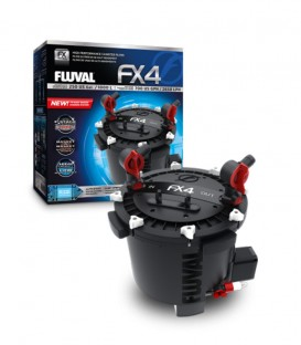 Fluval FX4 External Canister Filter Pump