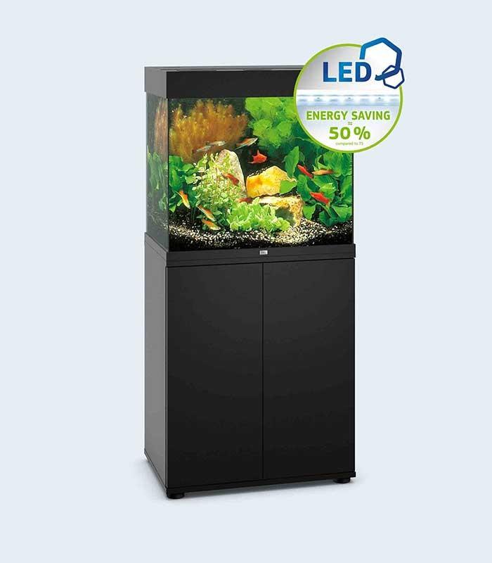 juwel lido 120 ready made aquarium cabinet with lighting filters heater. Black Bedroom Furniture Sets. Home Design Ideas