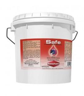 Seachem Safe anti-chlorine, removes chloramine and ammonia