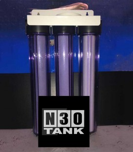 20-inch Pre-Assembled 3-Stage Water Filter Set