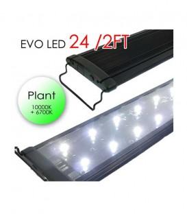 """Odyssea EVO LED Lighting 24"""" 2ft 48W - Plant 10000K 6700K lighting"""