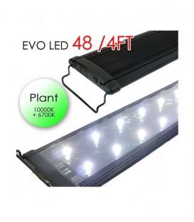 """Odyssea EVO LED Lighting 48"""" 4ft 96W - Plant 10000K 6700K lighting"""