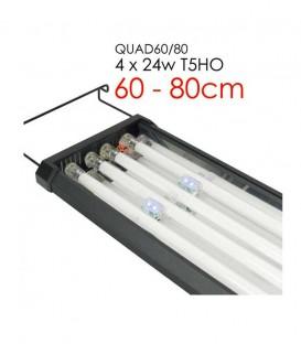 Odyssea QUAD T5 Aquarium Lighting. Energy saving and high output.