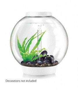 biOrb Classic 60 LED Spherical Aquarium (White)