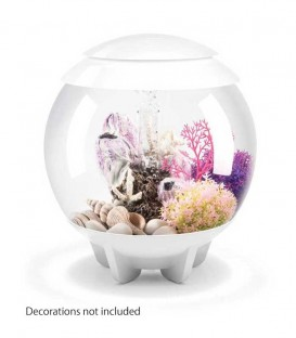 biOrb Halo 30 MCR Spherical Aquarium (White)