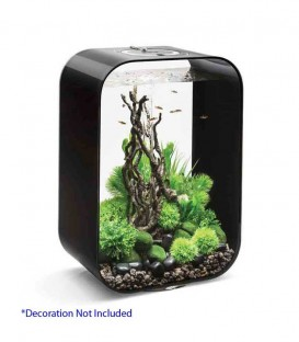 biOrb Life 45 MCR (Black) Tall Acrylic Aquarium