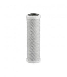 "10"" Carbon Block CTO Water Filter Cartridge 5 Micron"