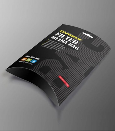 Dymax Filter Media Zip Bag - Coarse (27x30cm) medium