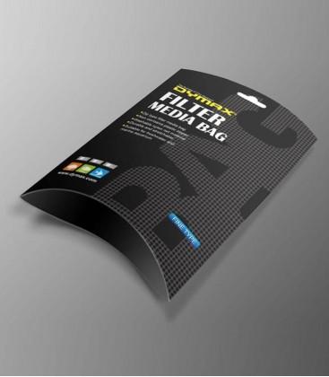 Dymax Filter Media Zip Bag - Fine (27x30cm) large