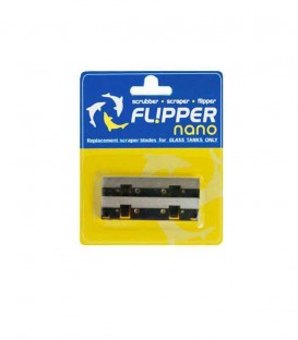 Flipper Nano Stainless Steel Replacement Blades