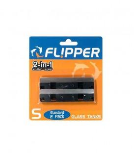 Flipper Standard Stainless Steel Replacement Blades