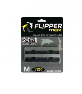 Flipper Max Stainless Steel Replacement Blades