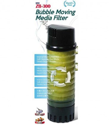 Ziss ZB-300 Bubble Bio with excellent biofiltration