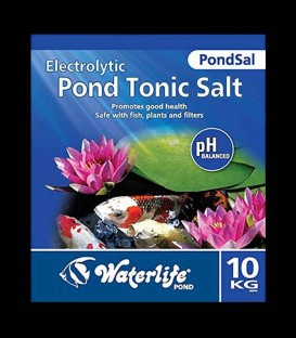 Waterlife PondSal Pond Tonic Salt - 10kg