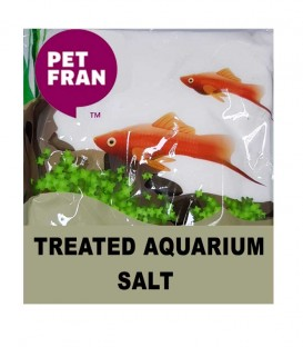 Pet Fran Treated Aquarium Salt 500g