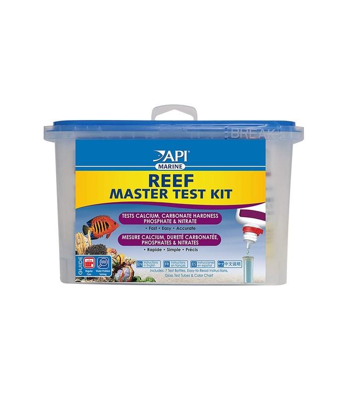API Reef Master Test Kit : Professional Reef Aquarium Maintenance
