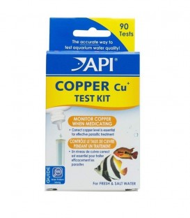 API Copper Test Kit - Fish Healing Treatment Product
