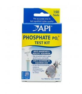 API Phosphate Test Kit for aquarium