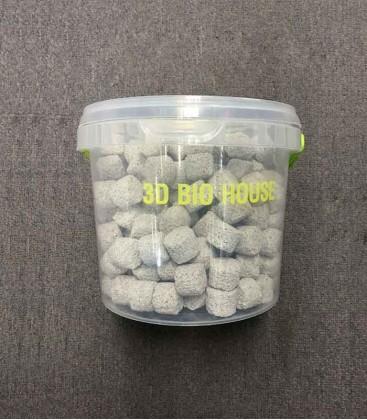 JBJ 3D Bio House removes ammonia, nitrate and nitrite