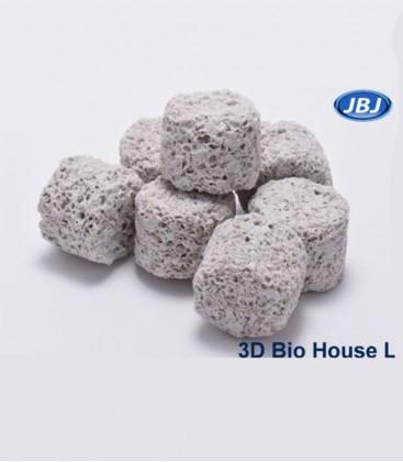 JBJ 3D Bio House denitrifying porous filter media