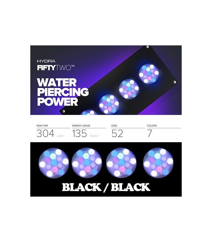 AI Hydra FiftyTwo (Black/Black) LED Light  sc 1 st  N30 Trading u0026 Enterprises & AI Hydra FiftyTwo Aquarium Lighting LED AquaIllumination azcodes.com