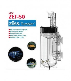 Ziss Tumbler ZET-80 - Hatching larger fish and shrimp eggs