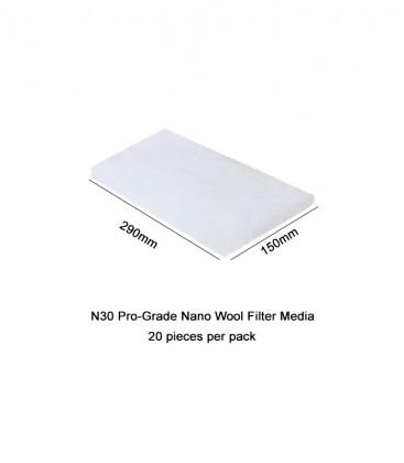 N30 Nano Wool Pro-Grade Filter Media (20-pcs Pack)