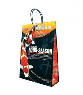 Nozomi Four Season Koi Food (Large Pellets) 5kg