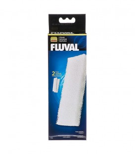 Fluval Foam Filter Block (2 Pieces in Box)
