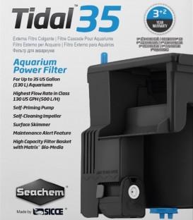 Seachem Tidal 35 Aquarium Power Filter