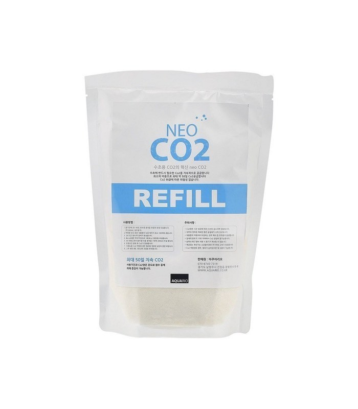 NEO CO2 Refill for 50 Days - Planted Aquarium Accessories