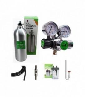 EOA Aluminum CO2 System 1L (ISTA Regulator)