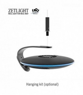 Zetlight Horizon UFO ZE-8000 (Black) 70W Planted