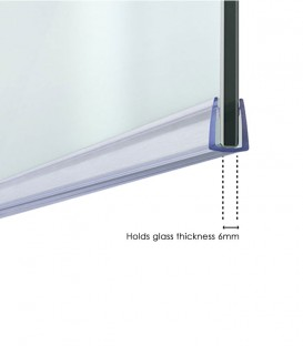 Glass Cover Edge Protector Strip