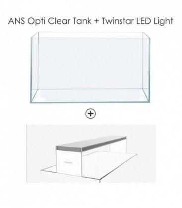 ANS Opti Tank Combo 60M with Twinstar LED 600E