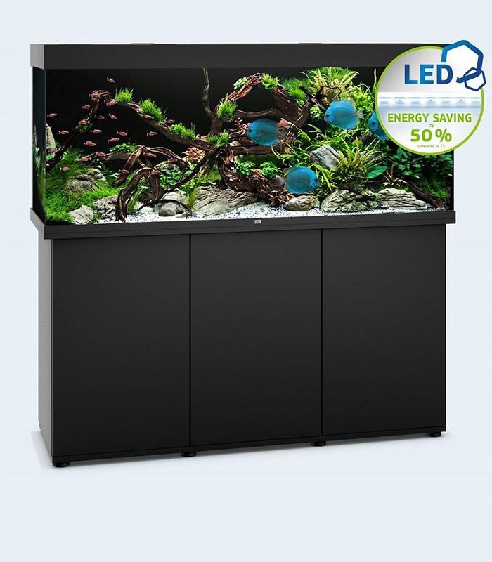 Juwel Rio 400, Ready-Made Aquarium Cabinet with Lighting ...