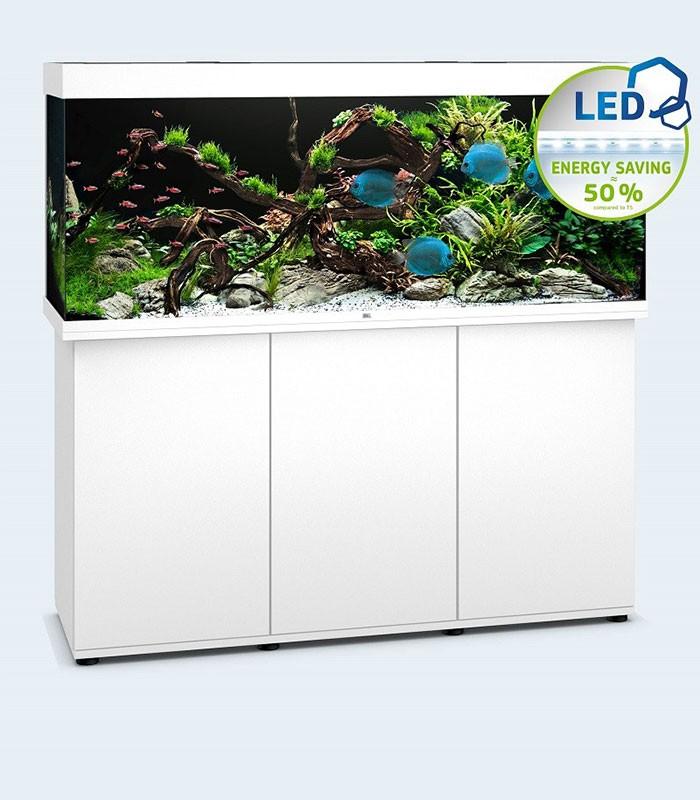 Juwel Rio 400 Ready Made Aquarium Cabinet With Lighting