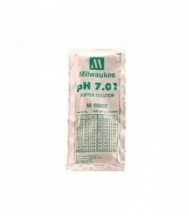 Milwaukee M10007B pH 7.01 Buffer Solution (25 sachets)