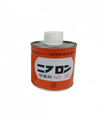 Pipe Glue 500g PVC Solvent No. 70P