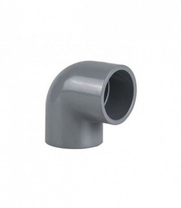 PVC 90-Degree Elbow Joint (various sizes)