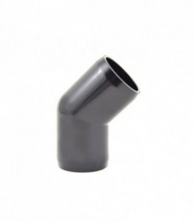 PVC 45-Degree Elbow Joint (various sizes)