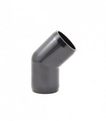 PVC 45-Degree Elbow Joint (various sizes)