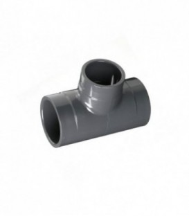 Grey PVC Pipes Fittings: 16mm, 20mm, 25mm, 30mm, 40mm