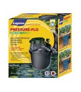 Laguna Pressure-Flo 2500 UVC Pond Filter (PT-1500)