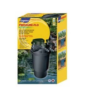Laguna Pressure-Flo 12000 UVC Pond Filter (PT-1506)