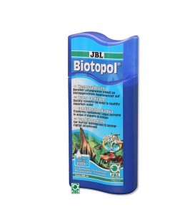 JBL Biotopol 500ml is a water conditioner for fish tanks and plants.