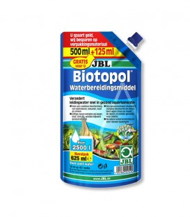 JBL Biotopol 625ml economical refill pack