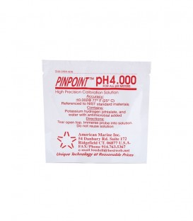 PinPoint pH 4.000 High-Precision Calibration Fluid